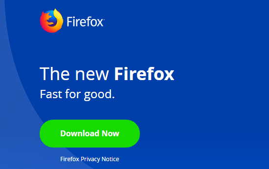 new firefox download