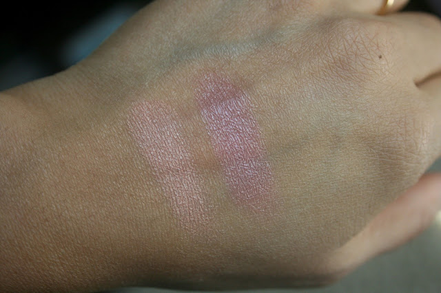 NARS Dual Intensity Blush in Sexual Content Swatches