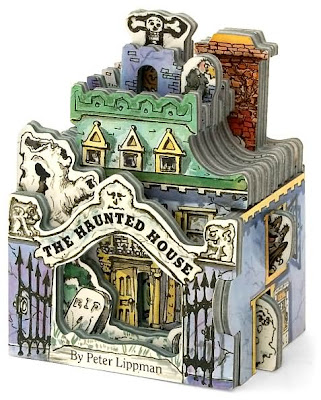 Haunted House Board Books for Babies