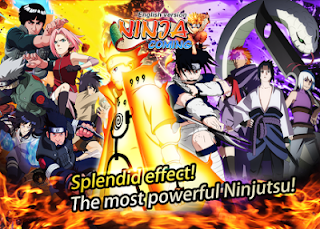 Game Naruto Ninja Coming Mod Apk versi Terbaru 2017