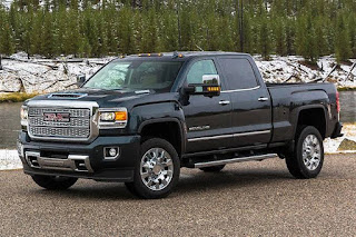 2018 GMC Sierra HD