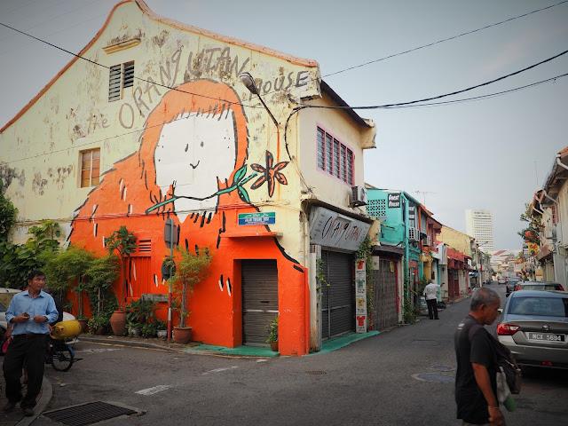 Street Art Malakka