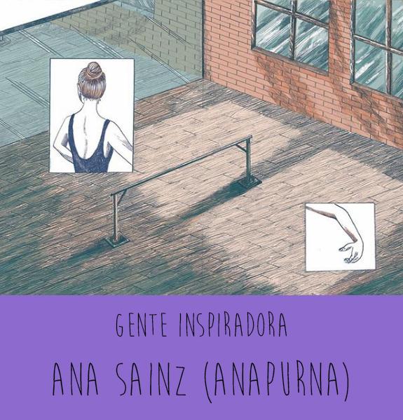 Ana Sainz (Anapurna) Ilustradora