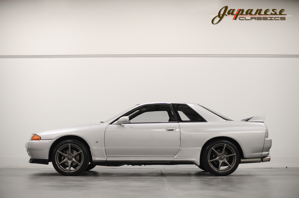 Here's Your Chance To Buy A 1990 Nissan Skyline GT-R R32 ...