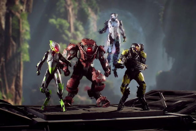 شاهد المزيد من العروض بالفيديو للعبة Anthem و تفاصيل أكثر عن محتواها ، إليكم الفيديو ..