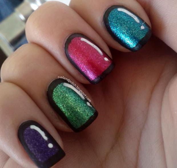 nail & polish artsy wednesday