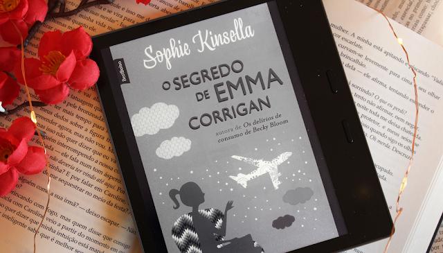 O Segredo de Emma Corrigan - Sophie Kinsella