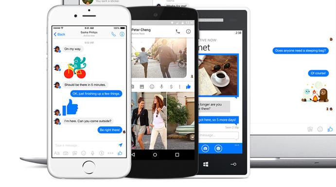 用Facebook Messenger買電影票?Facebook 傳將開放SDK,推廣生活應用