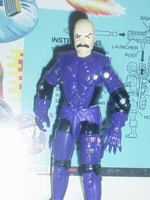 1995 Dr. Mindbender, Battle Corps Rangers, Unproduced, Unreleased, Prototype