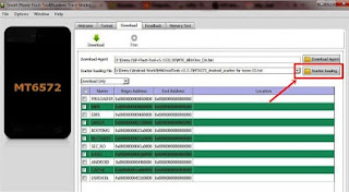 Cara Instal Ulang Advan T1L Via PC - Mengatasi Bootloop