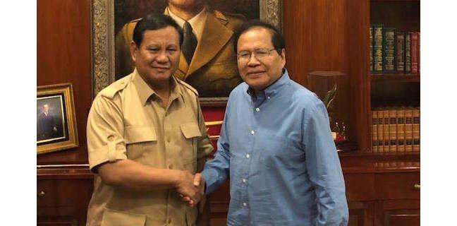 Dewan Penasehat Gerindra: Tiga Cawapres Pendamping Prabowo Dari Sipil