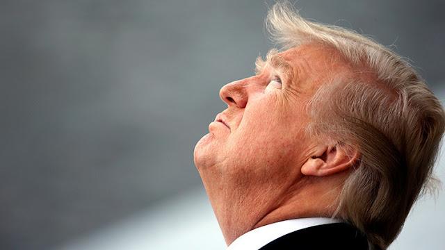 Trump acusa a 'The New York Times' de frustrar una operación para liquidar al líder del EI
