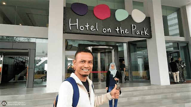 Hotel On The Park, Genting Highlands, Resorts World Genting, Khir Khalid,
