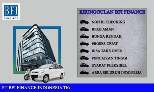 Image result for Pinjaman Bpkb Mobil Dari BFI Finance