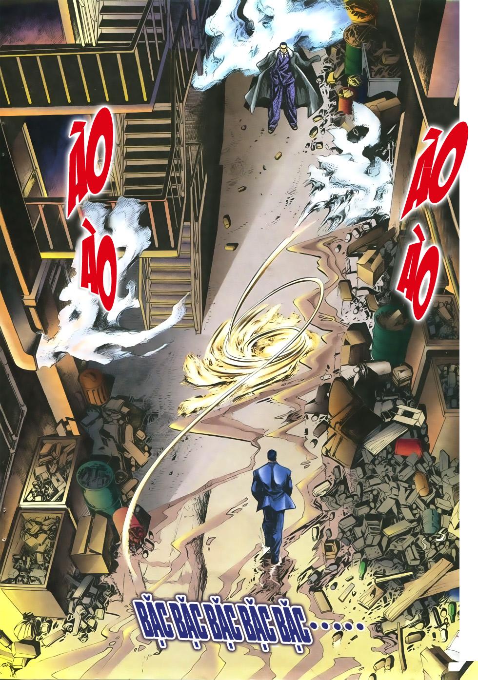Người Trong Giang Hồ chapter 299 trang 29