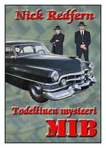 The Real Men in Black, Finland Edition, 2013: