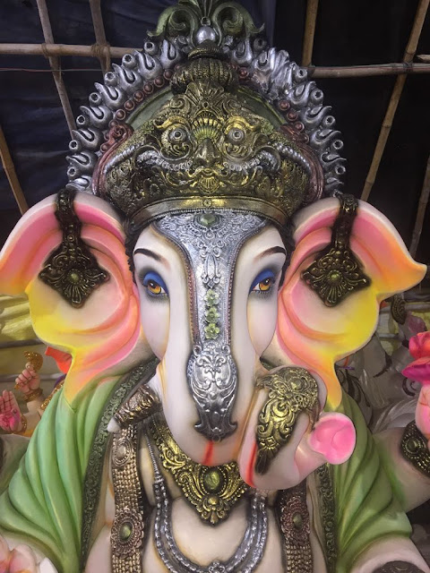 Ganesh Chaturthi in Hyderabad 2017