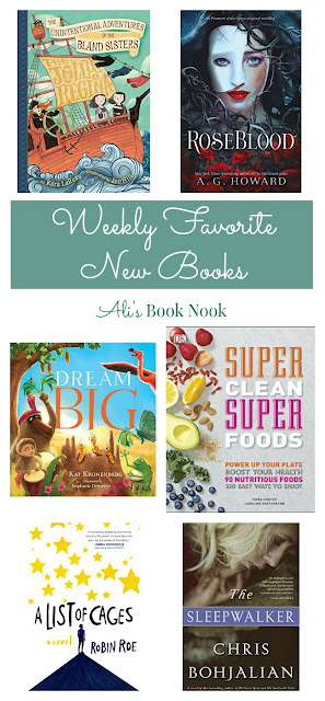 Favorite Newly Published Books for all ages and interests