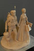 statuine personalizzate da colorare action figure statuette cartoni orme magiche