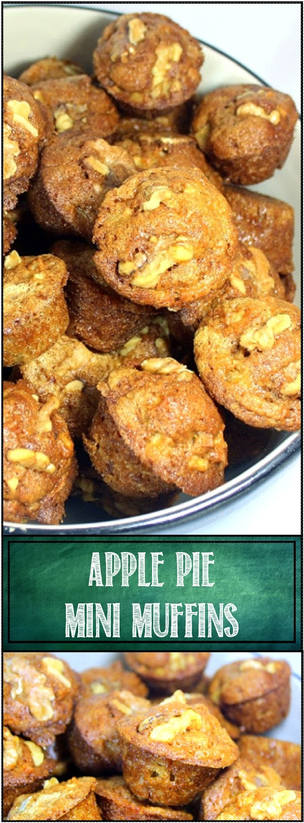 52 Ways to Cook: APPLE PIE Mini-Muffins - 52 Church PotLuck Breakfast ...