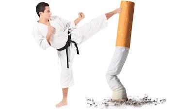 Cara Alami Berhenti Merokok