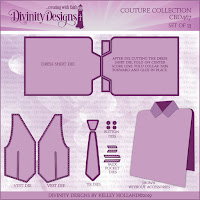 Divinity Designs LLC Custom Couture Collection Dies