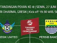 TSC 2016: Gresik United vs Persib