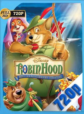 Robin Hood (1973)HD [720P] Latino [GoogleDrive] DizonHD