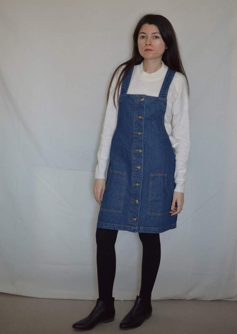 denim dress03 DENIM DRESS