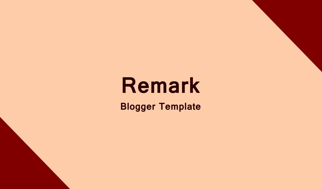 free blogger tempate with slider