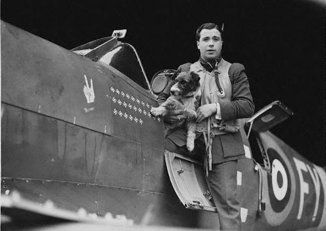 31 October 1940 worldwartwo.filminspector.com Eric Stanley Lock RAF fighter pilot