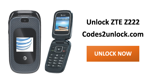 does not how to unlock zte z222 free result