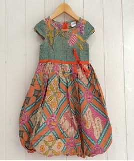 contoh baju anak perempuan