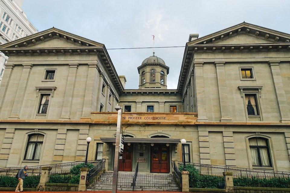 パイオニア・コートハウス(Pioneer Courthouse)