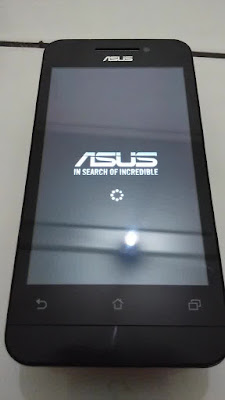 Mengatasi Gagal Update Asus Zenfone 4 ke Lollipop 5.0