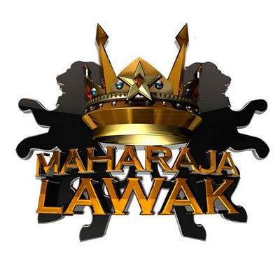 mahajaralawak, gambar maharajalawak, logo maharajalawak, siapa tersingkir maharajalawak,