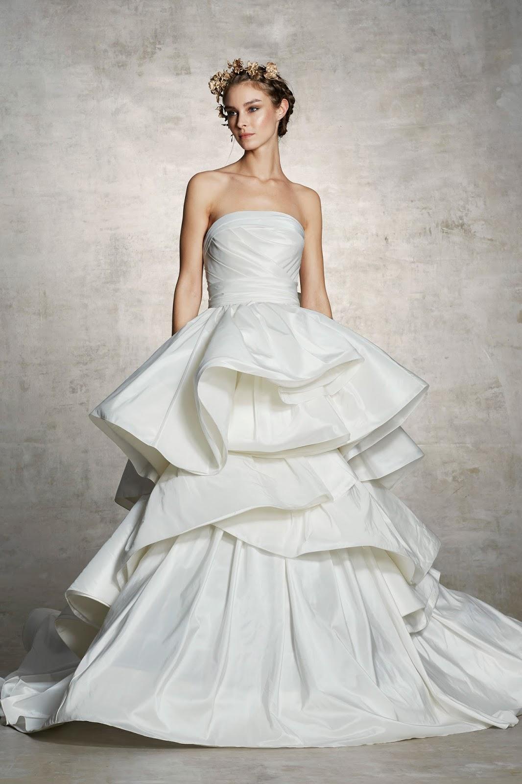 Mom\'s Turf: Gorgeous Bridal Gowns: Marchesa Bridal Spring 2019 ...