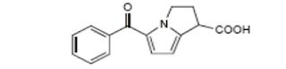 Ketorolac merupakan golongan obat antiinflamasi non Ketorolac