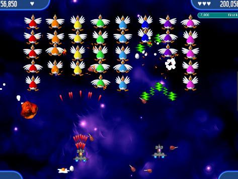 تحميل لعبة الفراخ 5 chicken invaders كاملة مجانا من ميديا فاير