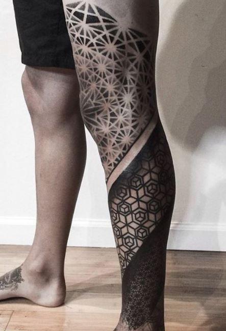 thigh Tattoos For Men