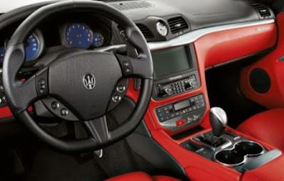 Maserati GranTurismo: Robotic transmission