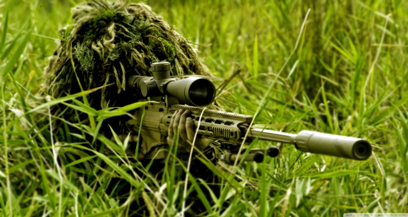 Military Sniper Hd Wallpaper Wallpapers Epic