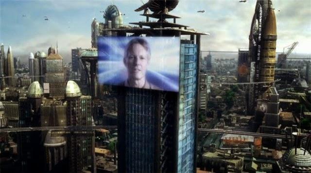 Thành Phố Ác Mộng 2035