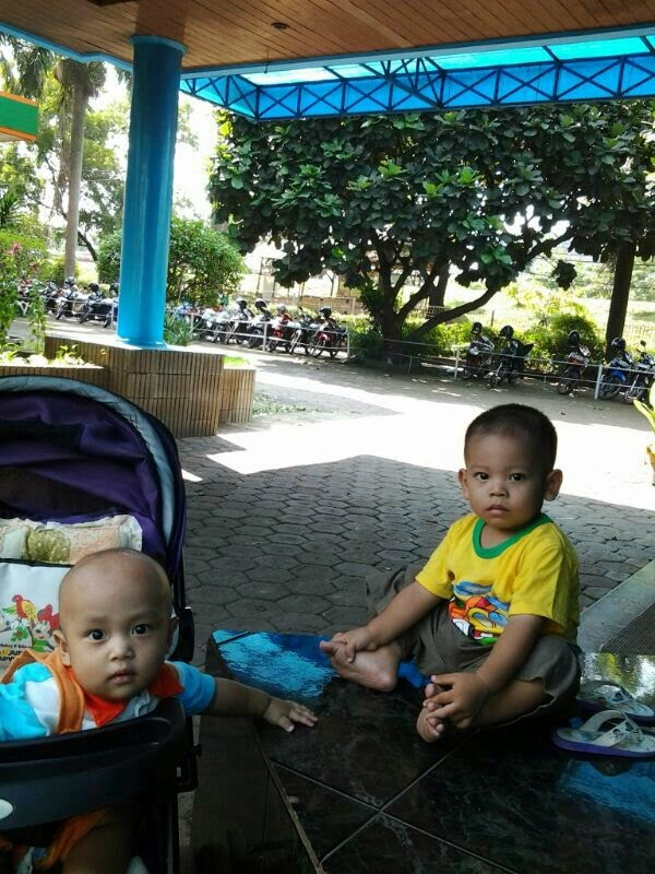 Menanti Sahabat Tercinta dari Medan