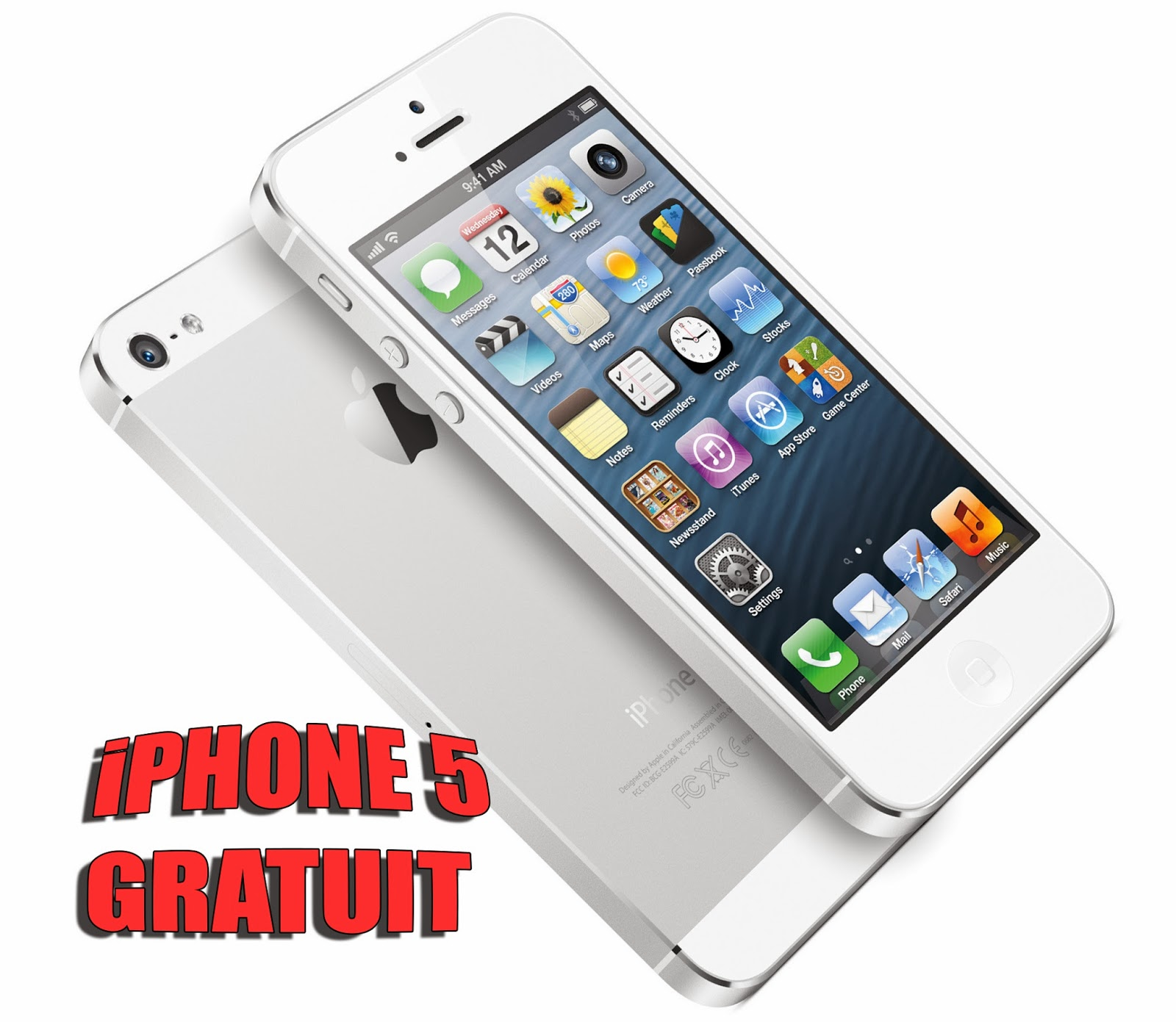 gagner un iphone 6