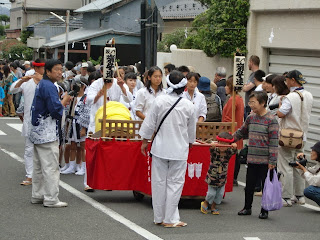 御霊神社神幸祭
