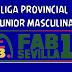 La Liga Junior Masculina, pone fin a la 1ª Fase de Competición este fin de semana