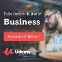 Business Kurse bei Udemy