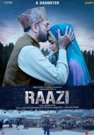 Alia, Vicky film Raazi super hit film of 2018