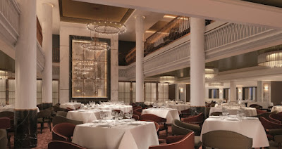 Saga Cruises' Spirit of Discovery Main Dining Room